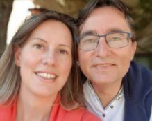 Cornelia und Stefan Schmid