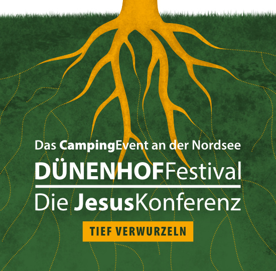"""DünenhofFestival / Die JesusKonferenz 2020 """"Segel setzen"""""""